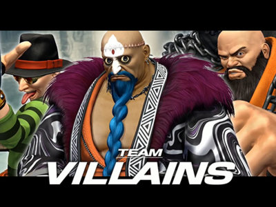 Ahora Xanadu, Chang y Choi nos muestran sus habilidades en The King of Fighters XIV