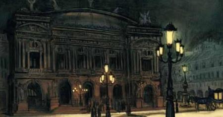 'El fantasma de la Ópera', de Christophe Gaultier