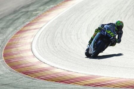 Valentino Rossi Yamaha Motogp Aragon 2016