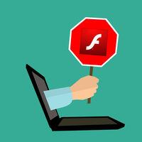 Una versión oficial de Adobe Flash aún se está distribuyendo en China pero viene con archivos de adware