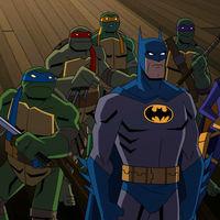¡Cowabunga! Batman y las Tortugas Ninja se verán las caras en una película animada