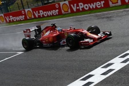 Fernando Alonso reserva el nuevo alerón para Monza