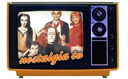 'La familia Monster', Nostalgia TV