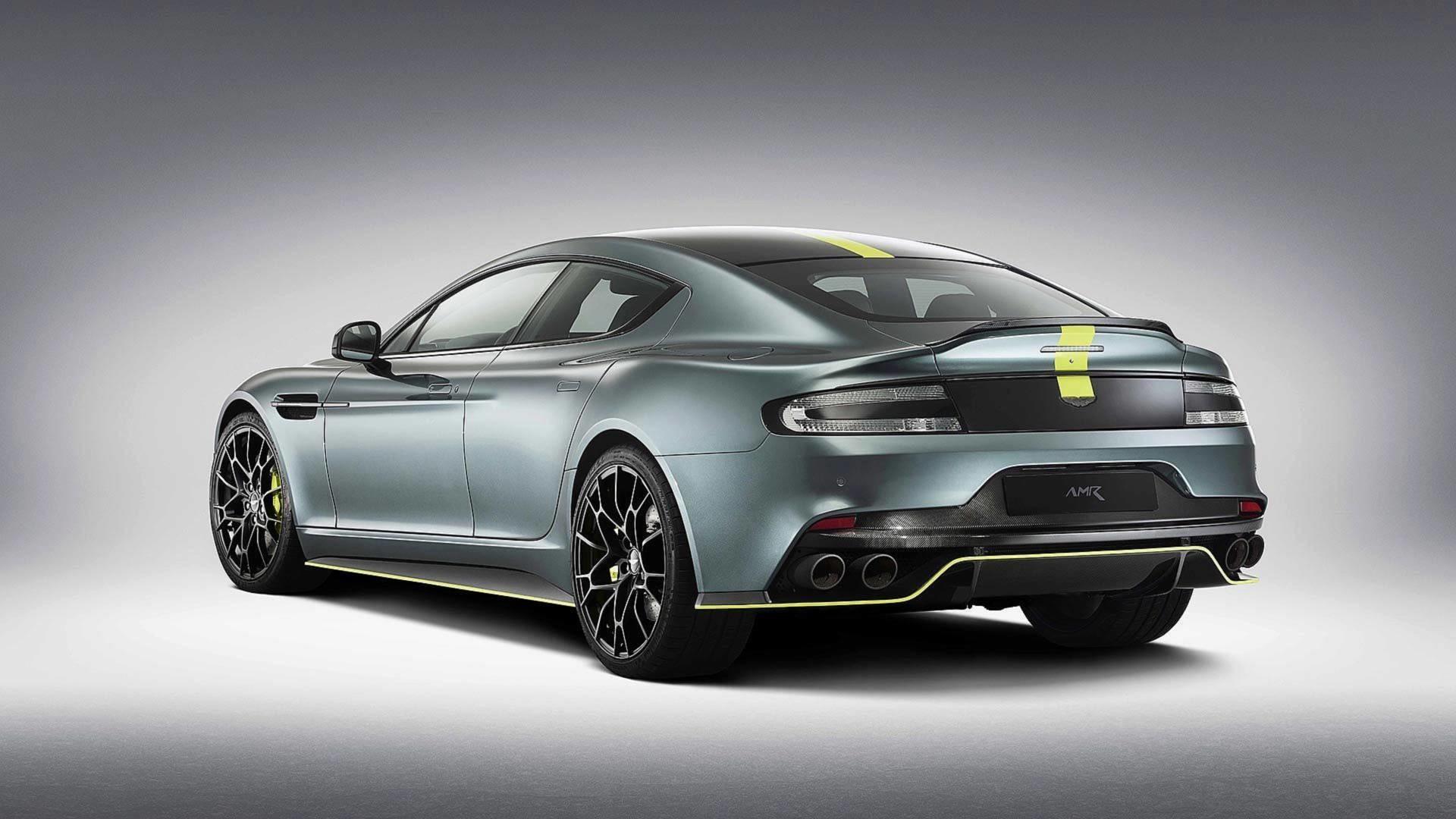 Foto de Aston Martin Rapide AMR (2/10)