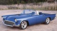 "1957 Ford Thunderbird ""Bluebird"""