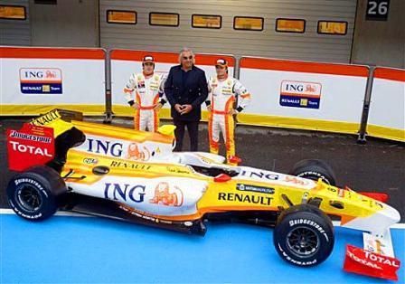 Dudas sobre el futuro de Renault en la Fórmula 1