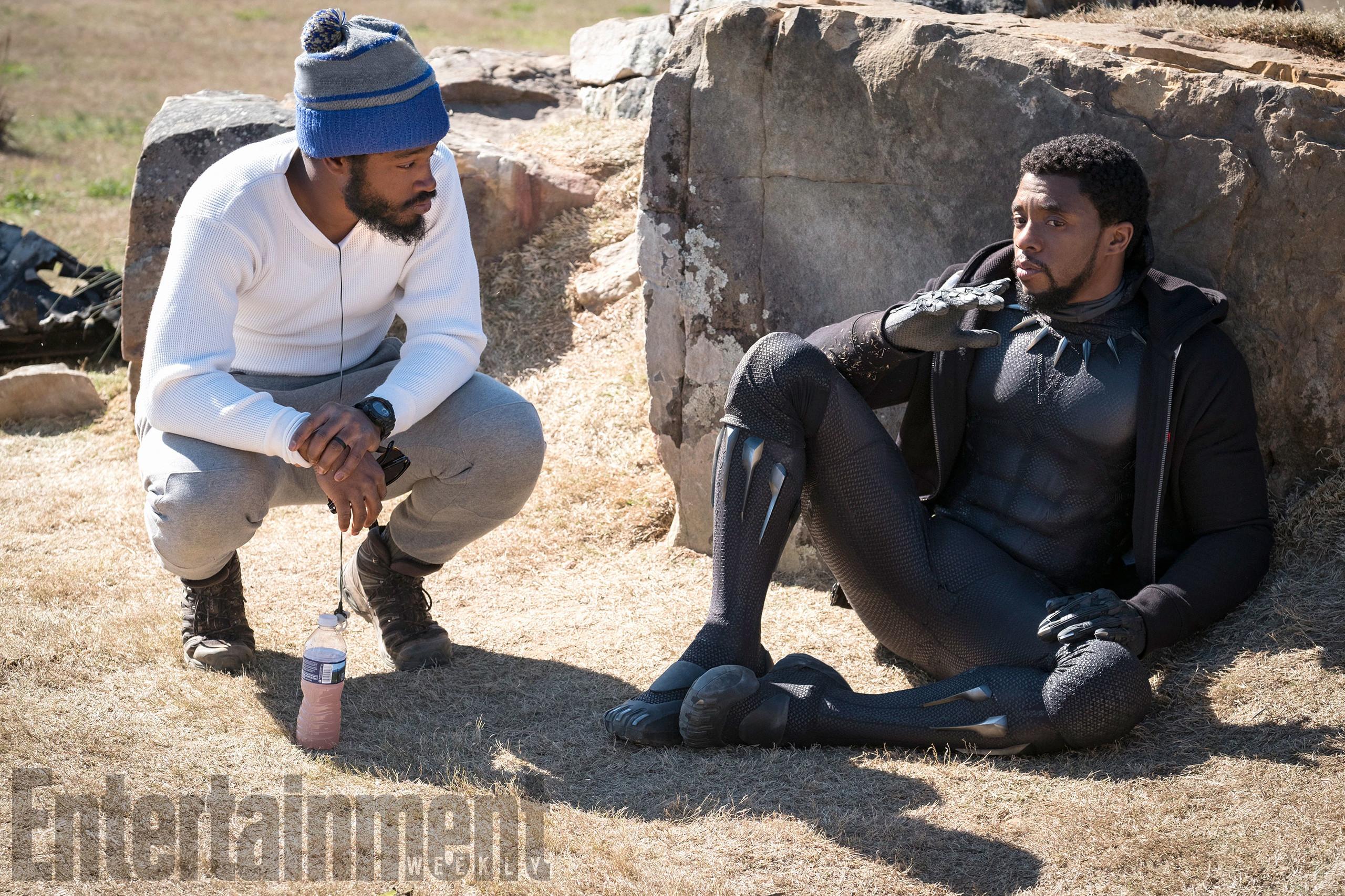 Foto de Nuevas imágenes oficiales de 'Black Panther' (20/20)