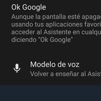 "Cómo desactivar ""Ok Google"" de tu móvil Android"