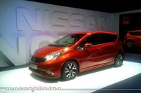 Nissan Note 2013, primeras impresiones desde Bratislava