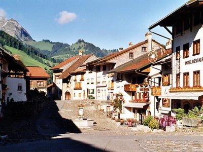 Gruyères: posiblemente el pueblo más bonito de Suiza
