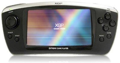 Nuevo diseño de la XGP