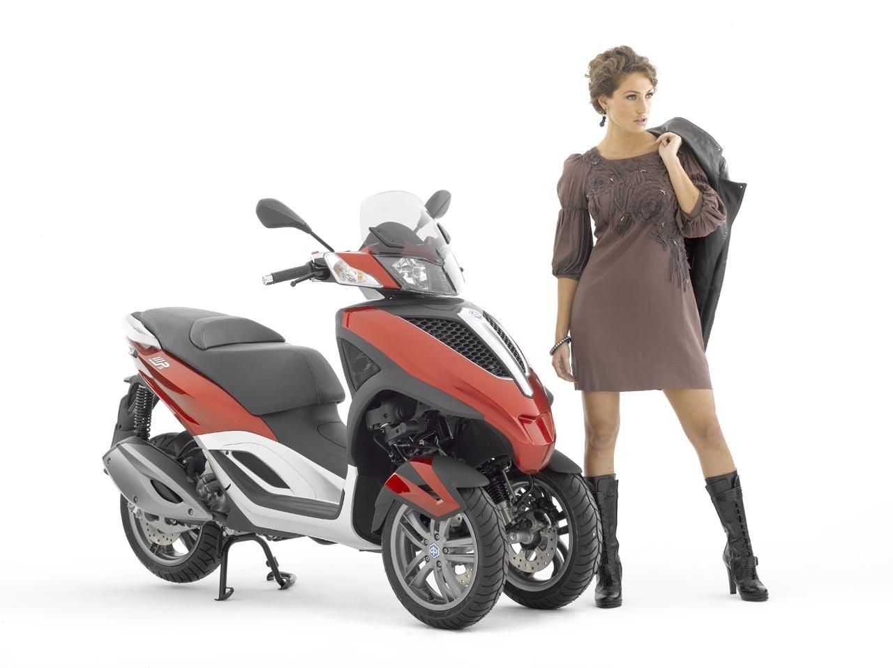 Foto de Piaggio MP3 Yourban, un modelo que complementa la gama (16/20)