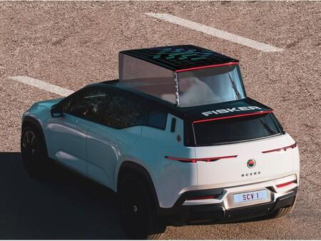 ¡Habemus papamóvil eléctrico! El SUV Fisker Ocean paseará al Papa Francisco sin emisiones