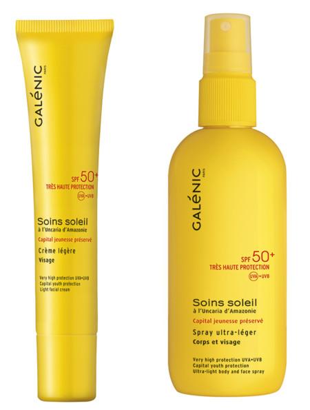 Galenic Soins Soleil Spray Spf50