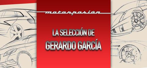 Los seis descapotables donde se querría despeinar Gerardo García