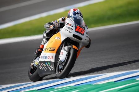 Joe Roberts Gp Jerez Moto2 2018