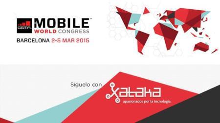 ¡Comienza el MWC 2015! Sigue las presentaciones de este domingo en Xataka y Xataka Móvil