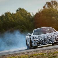 El McLaren 720S tendrá él también un modo drift