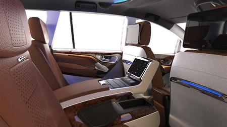 Triton Model interior