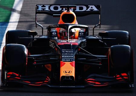 Verstappen Gran Bretana F1 2021