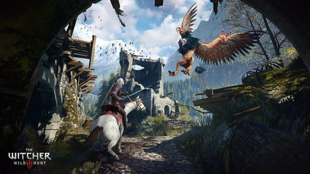 The Witcher 3: Wild Hunt se actualiza en PS4 Pro para ser compatible con HDR