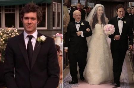 Seth Cohen no me esperó y se casó con Blair Waldorf. ¿Cómo habrá sido su vestido de novia?