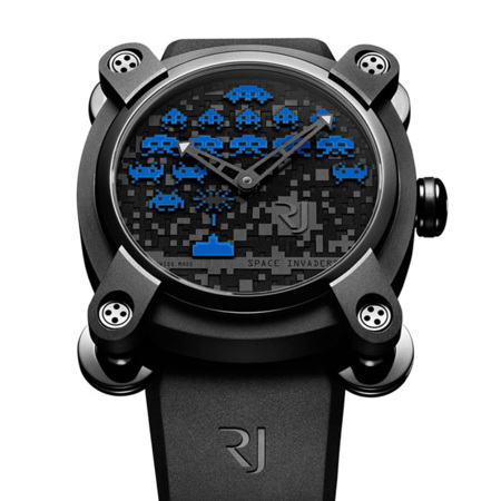 RJ Space Invaders Colette reloj