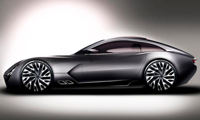 Así lucirá el nuevo deportivo V8 de TVR