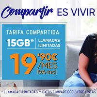 Netllar apuesta por las tarifas para familias con tres líneas móviles ilimitadas desde 19,90 euros