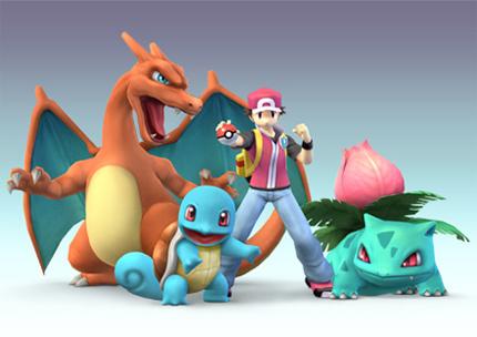 Nuevo personaje para 'Super Smash Bros. Brawl': El entrenador Pokémon