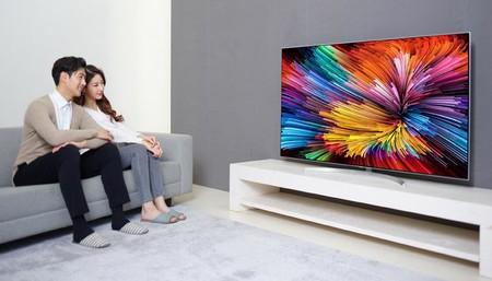 LG presentará en el CES 2017 sus nuevos televisores LG SUPER UHD TV con tecnología Nano Cell