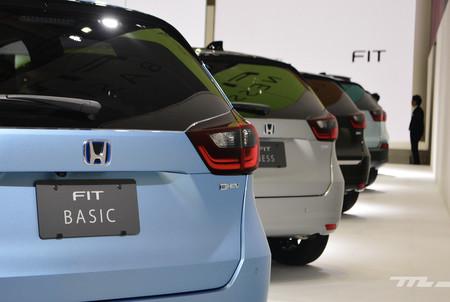 Honda Fit 2020 5