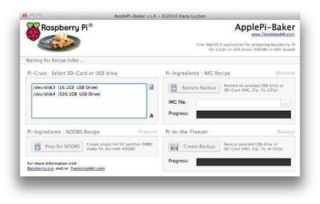 Apple Pi Baker