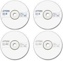 TDK comienza a vender sus discos Blu-Ray