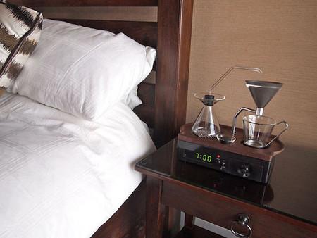 Barisieur, qué mejor forma de despertar que con el olor de un café recién preparado