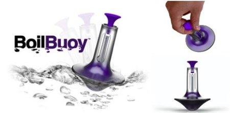 BoilBuoy, accesorio que avisa cuando el agua está hirviendo