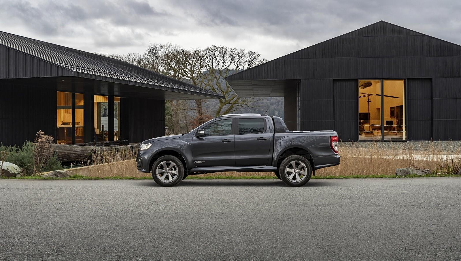 Foto de Ford Ranger MS-RT (11/25)