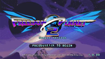 Freedom Planet 2 01