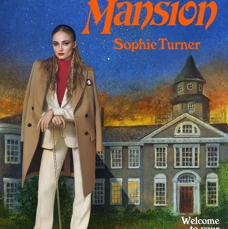Sophie Turner, Alicia Vikander o Emma Roberts son las nuevas portadas de cine y de libros en la campaña de Louis Vuitton Pre-Fall 2020