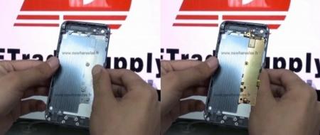 iPhone Logic borad