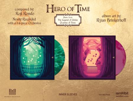 album hero of time