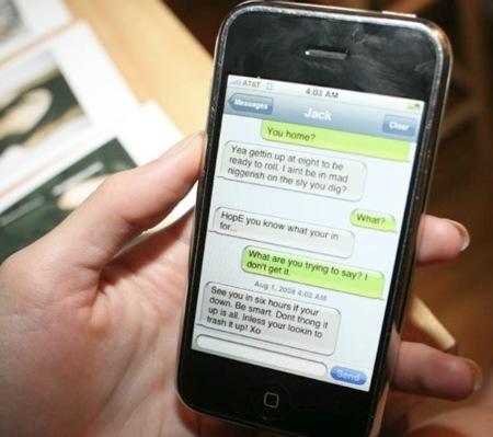Message Talk, conversaciones anidadas en cualquier teléfono