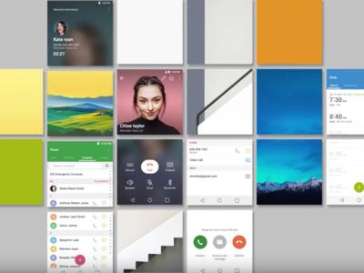 Así será la interfaz del LG G6: experiencia visual y multitarea mejoradas en formato 18:9
