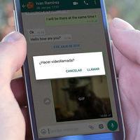 Cómo usar las videollamadas grupales de WhatsApp en tu móvil