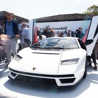 ¡Llegas tarde! Las 112 unidades del nuevo Lamborghini Countach ya están vendidas antes de empezar a fabricarse