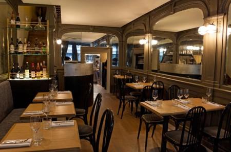 La Bourse et la Vie, un bistró parisino según Elliott Barnes