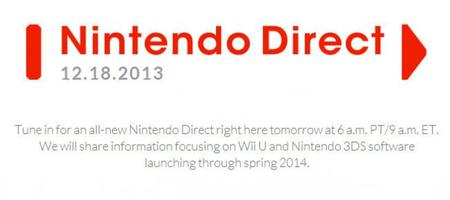 Nuevo Nintendo Direct mañana