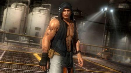 Éste es Rig, el nuevo luchador de 'Dead or Alive 5'. Tenemos galería de imágenes, vídeo con dos combates, y modo foto