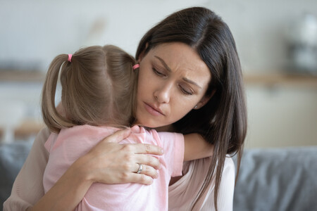 abrazar a nuestros hijos