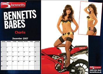 Salvapantallas del calendario Bennetts